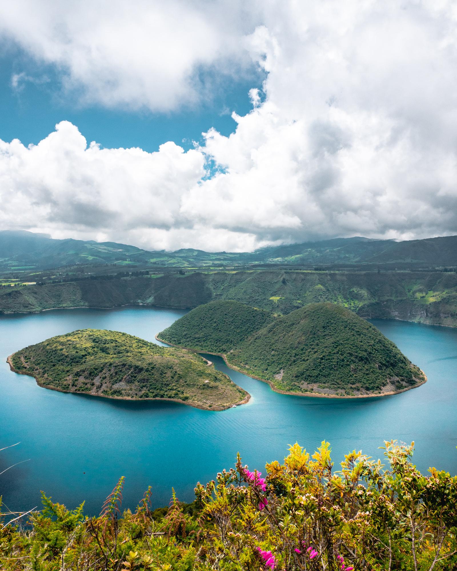 Ecuador Landscapes